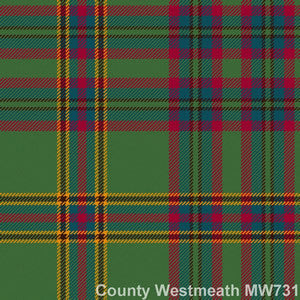 Irish County Tartans -  - 31