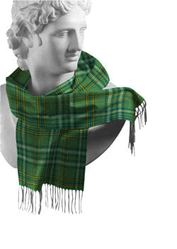Irish County Lambswool Scarves -  - 35