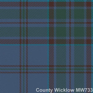 Irish County Tartans -  - 33