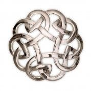 Eternal Interlace Brooch (2)