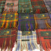 Irish County Twill Scarves -