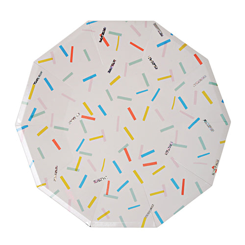 Sprinkles Plate - Large