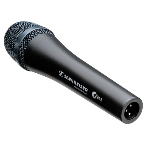 Sennheiser E945 Pro Supercardioid Dynamic Mic with All-Metal Casing