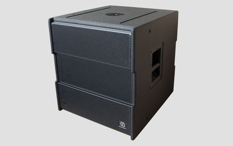 Inspired Audio reFlex DR118