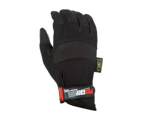Dirty Rigger Pro Grip Gloves with Extra High Grip Silicon Palm NEW