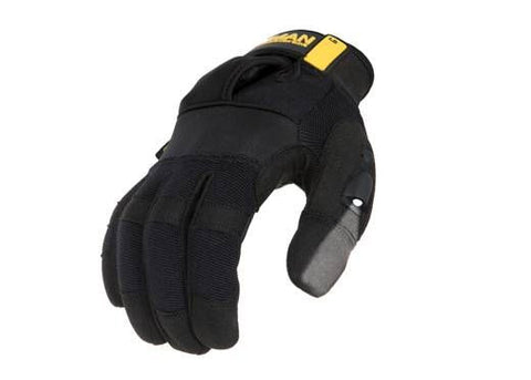Dirty Rigger Glowman Gloves with Constant/Pulse Thumb Mounted LED