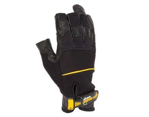 Dirty Rigger Leather Heavy Duty Framer Rigging / Operator Gloves