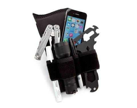 Dirty Rigger Pro-Pocket Compact Tool Pouch with Smartphone Pocket