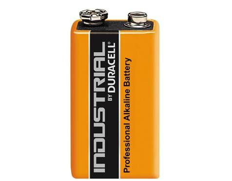 Duracell Industrial Type PP3 9V / Box of 10