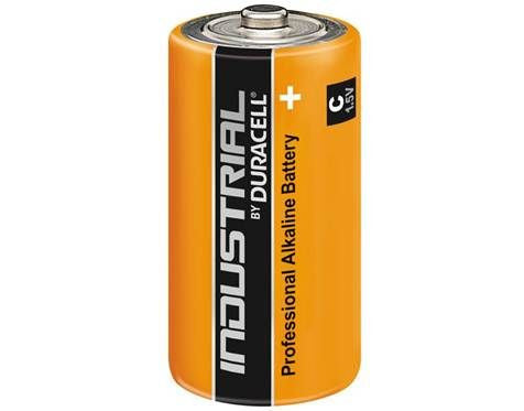 Duracell Industrial Type C 1.5V / Box of 10