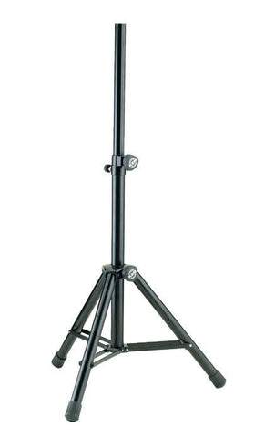 K&M Stands 21455 Speaker Stand Aluminium with Spring Lock Screw 40kg
