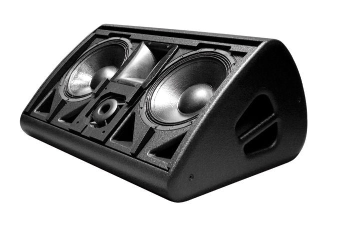 "Martin Audio LE2100S Low Profile 2x12"" 3-Way Stage Monitor"