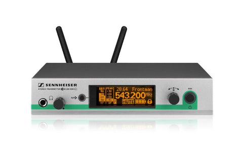 Sennheiser SR300 IEM G3 Rack-Mount Transmitter for In-Ear System