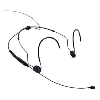 Sennheiser HSP2-ew-M Small Head Size HSP2-ew Headmic Black