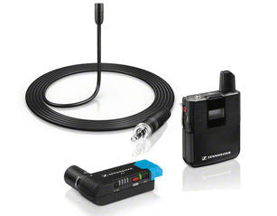Sennheiser AVX-ME2 SET Digital XLR Camera Wireless Lavalier Mic System