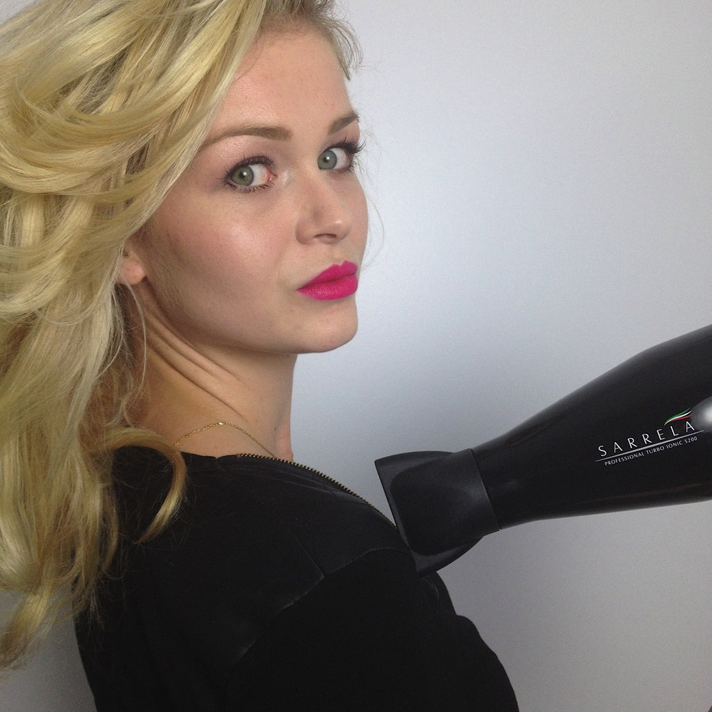 Sarrela BeautyTalk Best Italian Hair Dryers/shop/SarrelaItalianBlowDryers