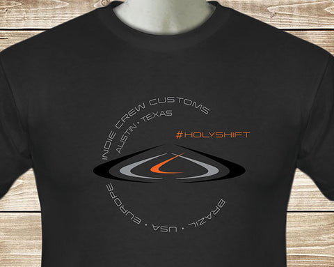 Holy Shift Official T-Shirt