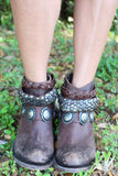 Concho Bootie
