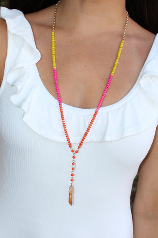 Stone of Colors Necklace