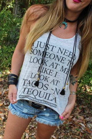 Tacos -n- Tequila Tank