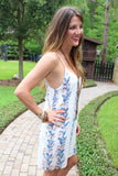 Explore the Shore Mini Dress