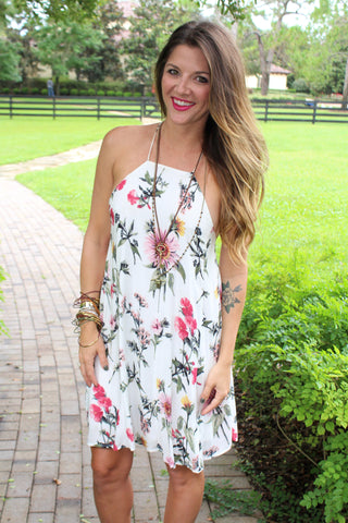 Blooming Petals Dress