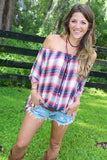 Country Girl Plaid