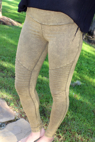 Acid Wash Kate Leggings