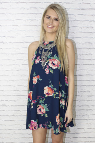 Sammy's Floral Dress