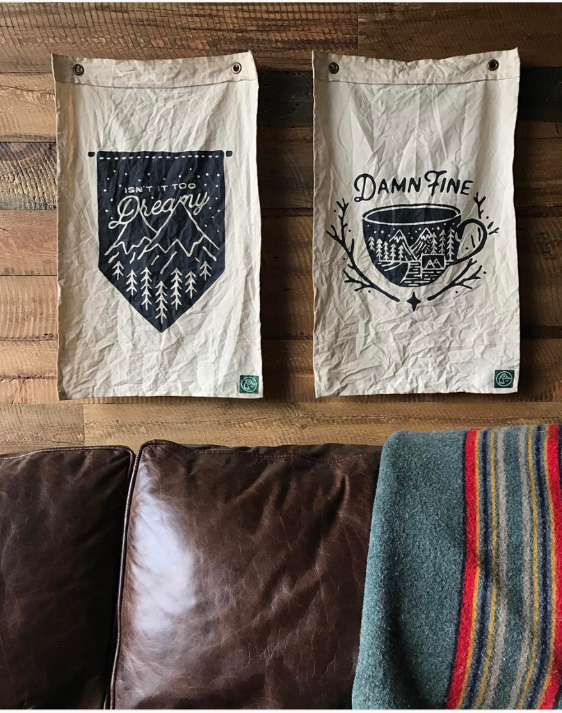 Cabin Flags