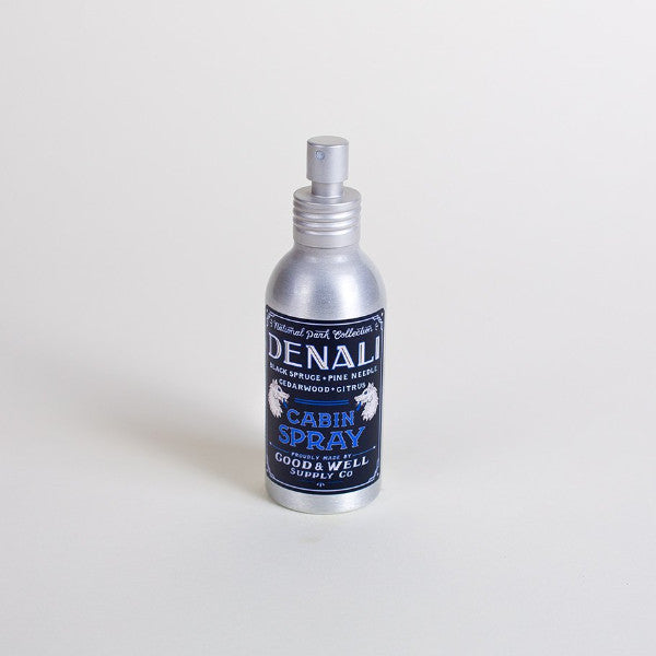DENALI - black spruce, pine needle, cedarwood + citrus