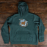 Protect National Parks Hoodie - Green