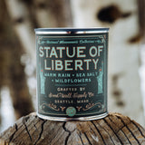 STATUE OF LIBERTY - warm rain, sea salt & wildflowers
