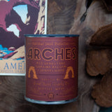 ARCHES - red sandstone, copaiba balsam + sandalwood