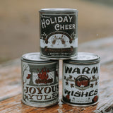 Holiday Cheer Mulled Cider Holiday Candle