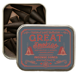 GREAT SMOKIES - red maple, laurel + sandalwood