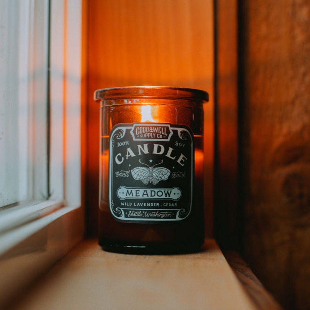 Meadow Apothecary Candle