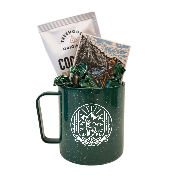 Pinewood Camp Cup Gift Set