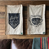 Too Dreamy Cabin Flag