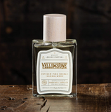 YELLOWSTONE - pine needle, vetiver + sandalwood