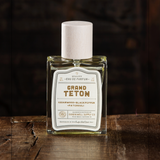 GRAND TETON - cedarwood, black pepper + patchouli