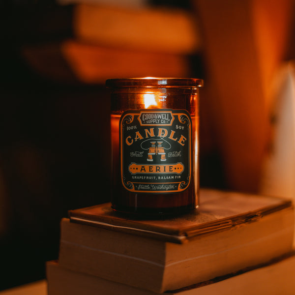 Aerie Apothecary Candle