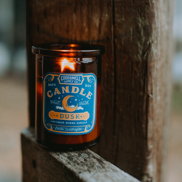 Dusk Apothecary Candle