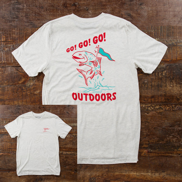 Go! Go! Go! Outdoors T-Shirt