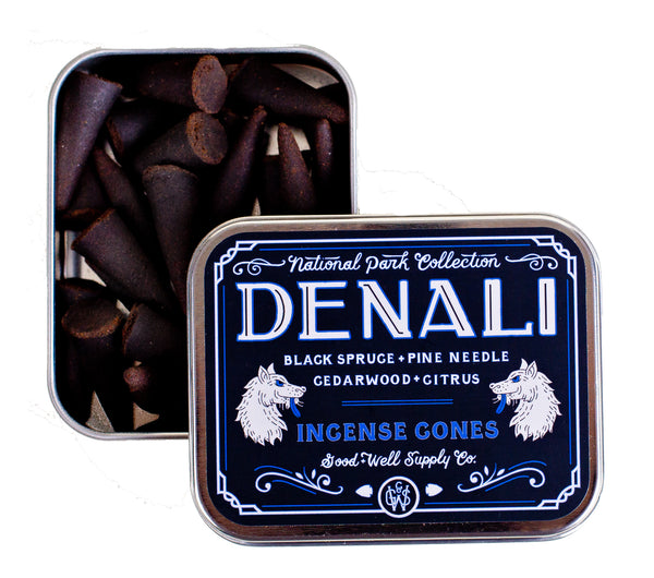 Denali Incense