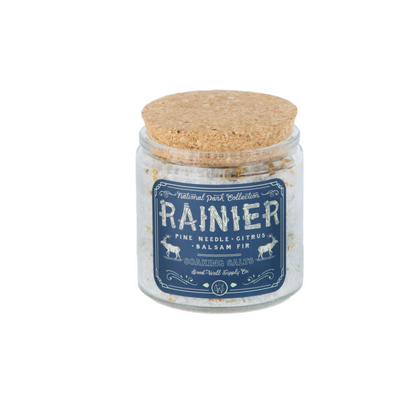 RAINIER - pine needle, citrus + balsam fir