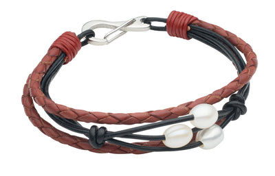 Teton Braided Scatter Bracelet - Multi