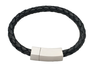 Teton Bracelet-Thin Rectangle Magnetic Clasp