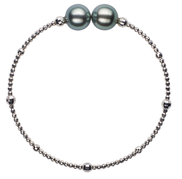Mirror Bead Bangle