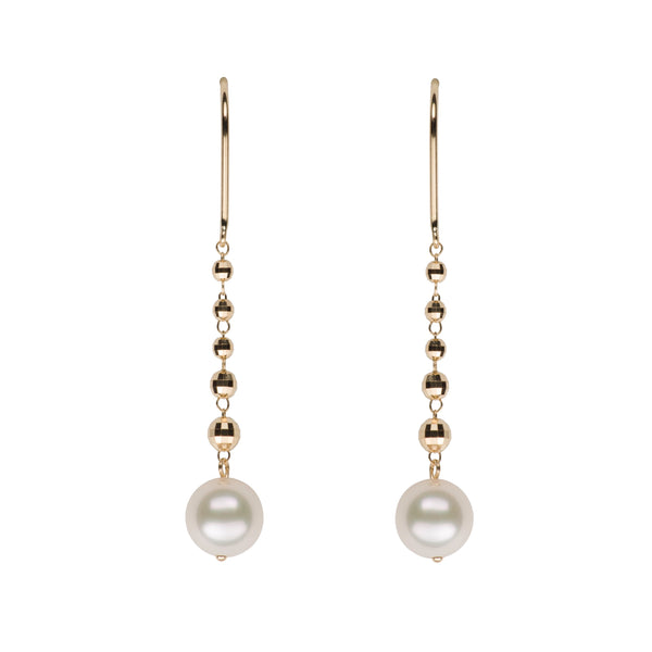 Akoya Petite Pearl Dangle Earring
